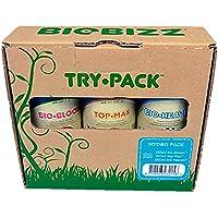 BioBizz Try·Pack Kit Coltivazione Hydro