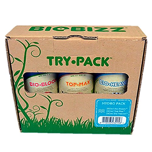 Try.Pack Hydro 250ml - BIOBIZZ