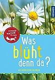 Was blüht denn da? Kindernaturführer: entdecken, erkennen, erleben - Ursula Stichmann-Marny, Dr. Heike Herrmann