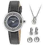 Pierre Cardin Uhr PCX5506L231 Geschenk Set Schmuck Damen