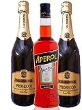 Kit Aperol Spritz - Spritz Aperol 70cl + Prosecco 2 x 75cl