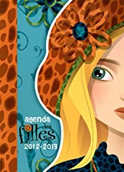 Agenda des filles 2012-2013