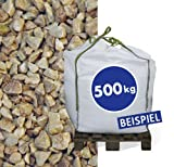 Marmorsplitt Tiroler Rot 8--16mm 500kg Big Bag