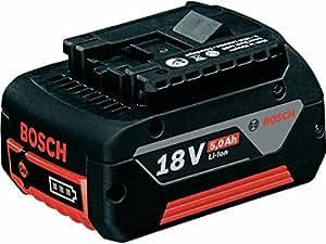 Bosch Professional 1600A002U5 Batterie 18 V 5,0 Ah