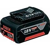 Bosch Professional 1600A002U5 GBA Batteria, 18 V, 5.0 Ah, M-C, 620 g