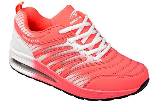 gibra, Sneaker donna Rosa (rosa)