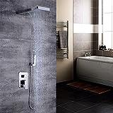 Sistema de ducha empotrado Rociador de ducha Ducha de mano
