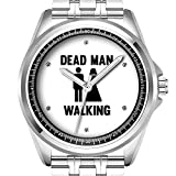 Personalisierte Herrenuhr Fashion Wasserdicht Armbanduhr Diamond_409.Dead Man Walking
