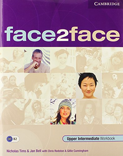 face2face Upper Intermediate Workbook with Key