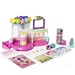 Party Popteenies 6043875 Poptastic Playset, Multi-Colour