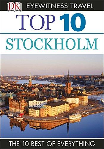 DK Eyewitness Top 10 : Stockholm