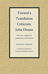 Toward a Translation Criticism: John Donne