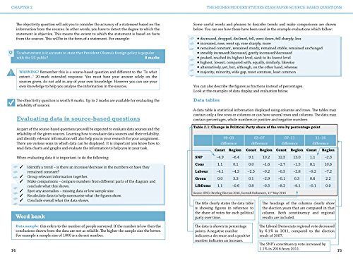 Grade Booster for CfE SQA Exam Revision - Higher Modern Studies Grade Booster for SQA Exam Revision: Maximise Marks and Minimise Mistakes to Achieve Your Best Possible Mark