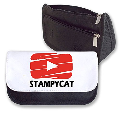 Stampy Cat Play Button Bleistift Fall (Cat-youtube Stampy)
