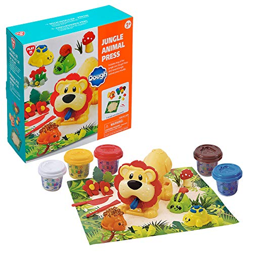 PlayGo - Jungla Beckenset Mehrfarbig (ColorBaby 44900)