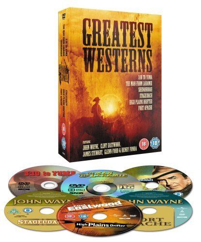 Greatest Westerns: 3.10 To Yuma/...