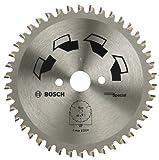 Bosch DIY Kreissägeblatt Special für verschiedene Materialien (Ø 150 mm, 42 Zähne)
