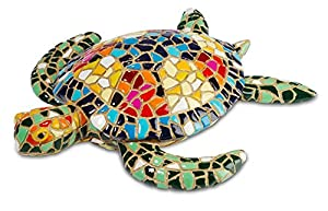 Katerina Prestige-Figura Tortuga de mar de Mosaico, me0971