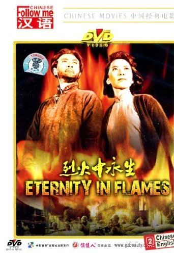 Bild von Eternity in Flames (A Chinese Civil War Movie) (Chinese with English Subtitle) by Zhao Dan