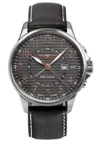 Junkers Armbanduhr 5840-5 Herrenuhr