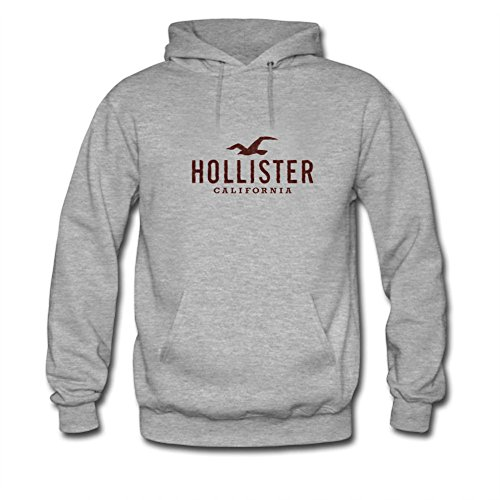 hollister-california-per-uomo-felpa-con-stampa-felpa-con-cappuccio-gray-medium