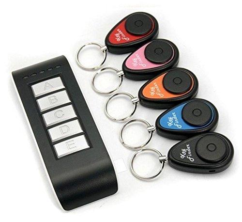 Preisvergleich Produktbild peibo sw367 5 in 1 Wireless Lost Key Finder Locator Finden Locator Alarm Schlüsselanhänger
