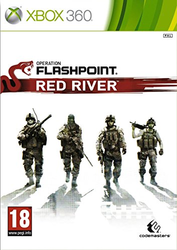 Third Party - Operation Flashpoint: Red River Occasion [ Xbox 360 ] - 5024866345117 (Xbox 360 Operation Flashpoint)