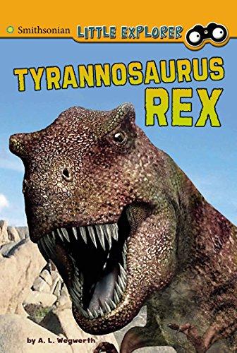 Tyrannosaurus Rex (Little Paleontologist) (English Edition)