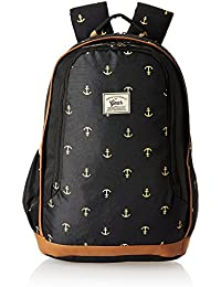 Gear 29 Ltrs Black Casual Backpack (BKPACRTRM0122)