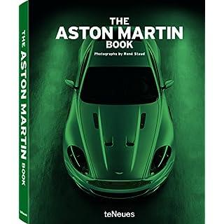 The Aston Martin Book, René Stauds außergewöhnliche Aufnahmen über einen britischen Klassiker in einem kleineren Format (mit Texten auf Deutsch, ... und Russisch) - 25x32 cm, 304 Seiten