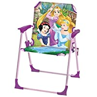 New comfortable Disney Princess Chair suitable for use both indoor and outdoor.