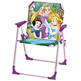 Best Disney Folding Chairs - New comfortable Disney Princess Chair suitable for use Review