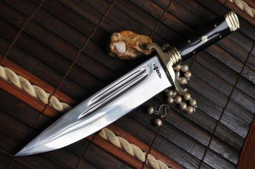 Personalizzate Handmade coltello da caccia J2inox-Tanto lama