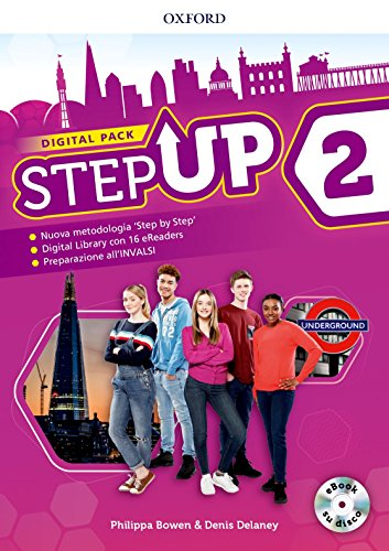 Step up. Student's book-Workbook. Con