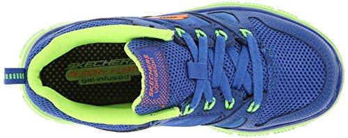 Skechers - Flex Advantage, Sneaker basse Bambino BLLM