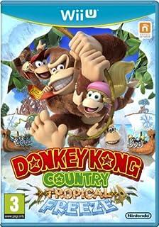 Donkey Kong Country: Tropical Freeze (Nintendo Wii U) (B00CMJ1K5Q) | Amazon price tracker / tracking, Amazon price history charts, Amazon price watches, Amazon price drop alerts