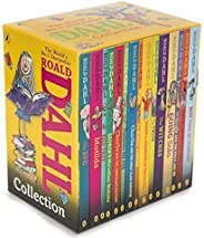 Roald Dahl Phizz-Whizzing Collection: 15 Book Box Set In Slipcover By Dahl, Roald - Paperback