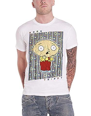 Family Guy T Shirt Stewie Born Trippy nouveau officiel Homme