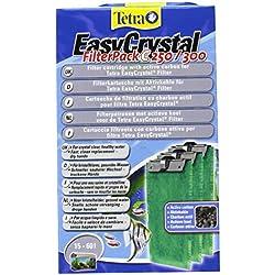 TETRA EasyCrystal C250/300 - Cartouche de Filtration au charbon pour Filtres EasyCrystal 250 et 300 - Emploi Simple et facile - triple filtration brevetée - sans odeur - Boite de 3 cartouches filtre