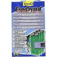 Tetra EasyCrystal C250/300 - Cartouche de Filtration au charbon pour Filtre EasyCrystal 250 et 300 - Simple et facile à utiliser - triple filtration brevetée - sans odeur - Boite de 3 cartouches filtre