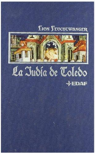 Judia De Toledo, La - Tela (Clio. Narrativa Histórica) por L., Lion Feuchtwanger