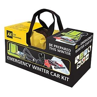 AA Notfall Winter Car Kit umfassend in Reißverschluss Tragetasche
