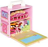 BoxSet Casdon Wood Play Dolls House