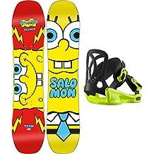 Salomon Snowboard - Pack Team Sponge Bob and Friends, color 0, talla 100