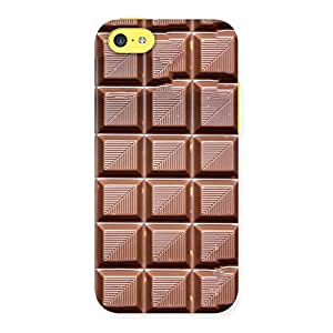 Delicious Choco Back Case Cover for iPhone 5C