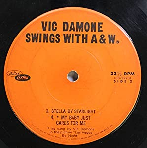 Vic Damone - Portrait Of a Song Artist 2
