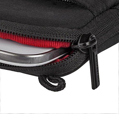 rivacase schutz tasche h lle cover etui au enfach f r. Black Bedroom Furniture Sets. Home Design Ideas