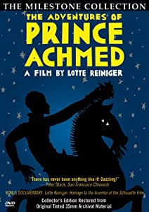 Adventures of Prince Achmed [DVD] [2029] [Region 1] [US Import] [NTSC]