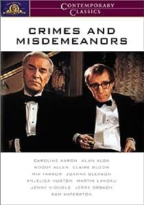 Crimes & Misdemeanors [DVD] [1990] [Region 1] [US Import] [NTSC]