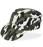 Tarn-Base-Cap, Camouflage Cap, Army Cap, Mütze für Erwachsene